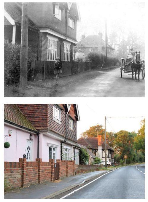 Approaching Wickford along Runwell Road. | Pete Ostrowski.