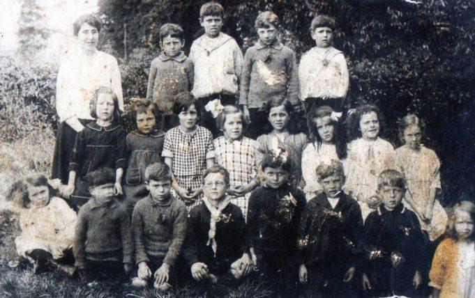 Rmsden Heath School, c.1925 | Jennifer Read