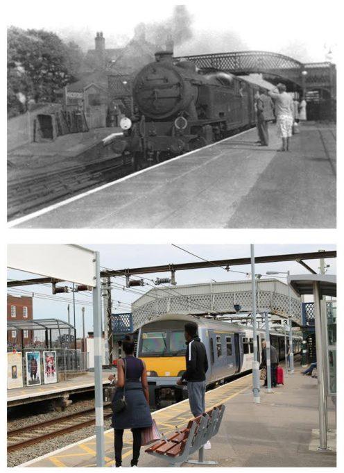 Wickford Railway Station. | Pete Ostrowski.
