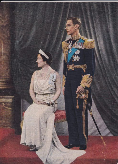 The Coronation of their Majesties King George IV and Queen Elizabeth.