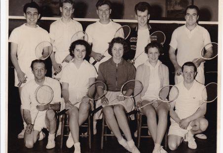 Wickford Badminton Group.