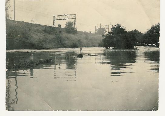 Wickford Floods