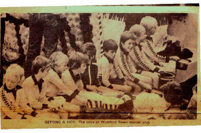 Wickford Town Soccer Club