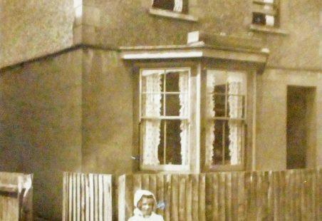 Family photographs from 1930-1949 (Karen Ridgeon).