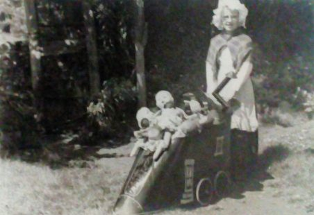 Photo memories of Wickford carnival in the late 1940s.