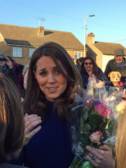 Duchess of Cambridge visits Wickford