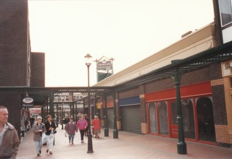Wickford in the late 1990s