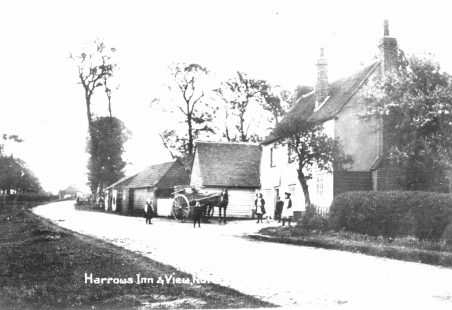 The Harrows, North Benfleet.
