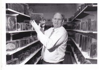 Dr Bruton and the Runwell collection of brain samples (1995)