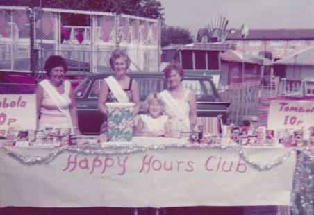 The Happy Hours Club