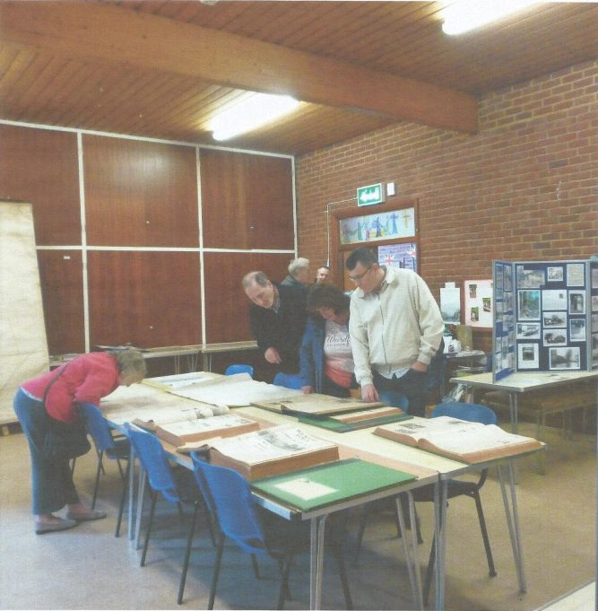 Open Day, 2018, remembering the 1958 Flood.