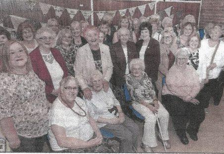 Wickford Women's Institute Celebrates 100 years.