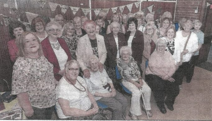 Wickford Women's Institute Celebrate 100 years.