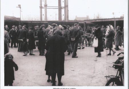 Wickford Market 1950s