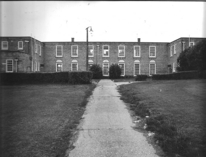 Runwell Hospital. Photographs from the 'Echo' archive.