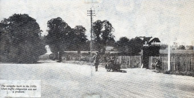 The Turnpike in 1930s