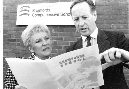 Wickford's Politicians.