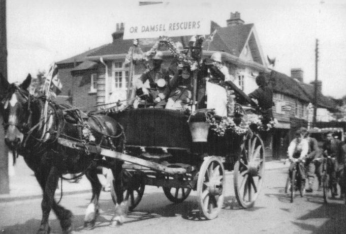 Wickford Carnival 1935