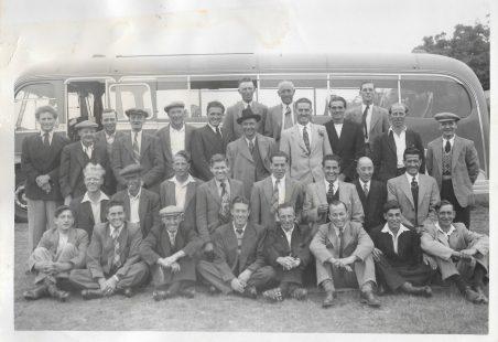 1960s(?) Coach Trip