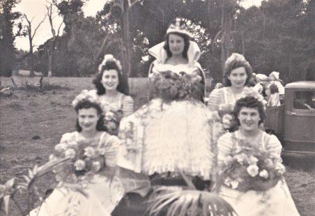 Carnival Queen, 1945.