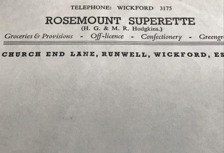 Rosemount Superette