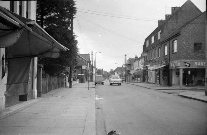 Wickford High Street