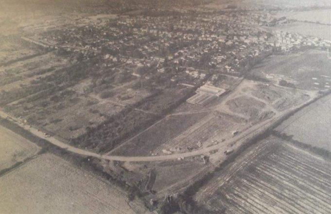 Shotgate, the development of Fanton Chase.
