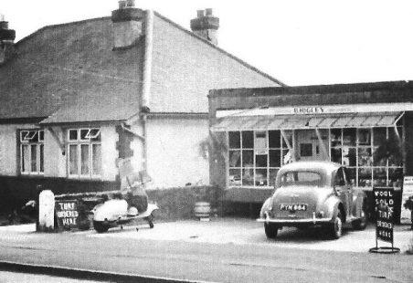 (Higley) B. Higley's shop, 1959 -1983