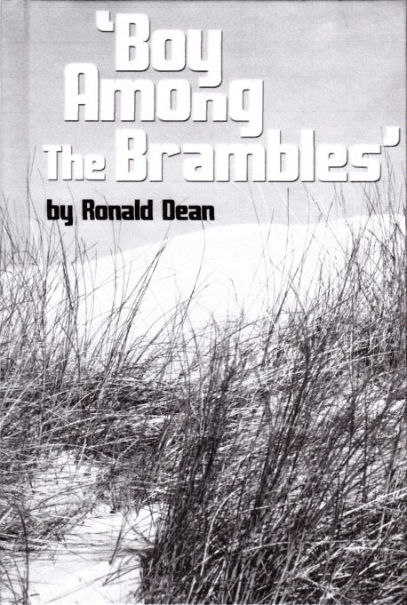 The cover of Ronald Dean's autobiography.