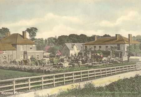 Old times in Wickford recalled