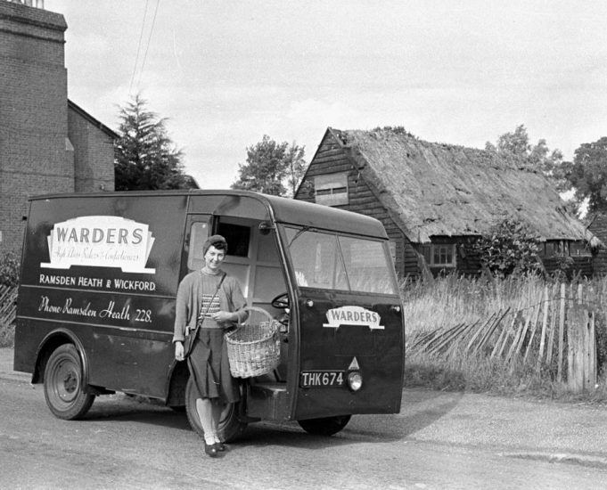 Warders Bakers (2) | Noel Hindle's collection.