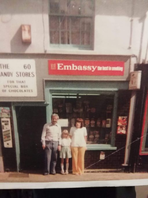 The Candy Stores.60 High Street.Wickford