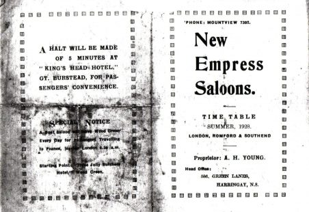 New Empress Saloons