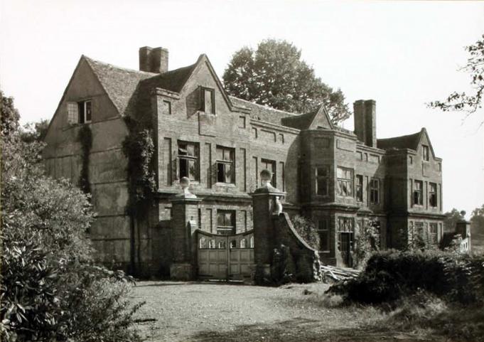 Fremnells Manor, 1954