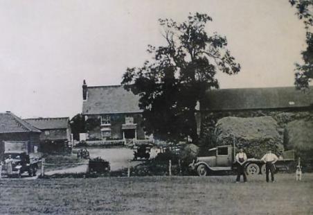 Pynning's Farm, West Hanningfield